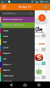 Canlı Kolay Tv screenshot 2