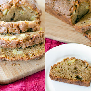 Fall Apple Bread
