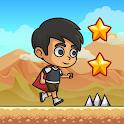 Runner Boy Adventure icon