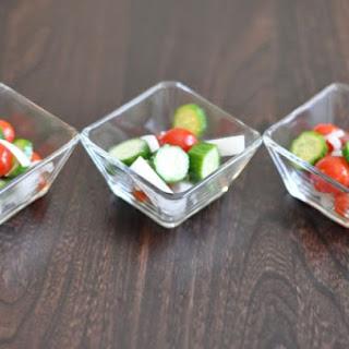 Cracker Barrel Cucumber Tomatoes and Onions Recipe