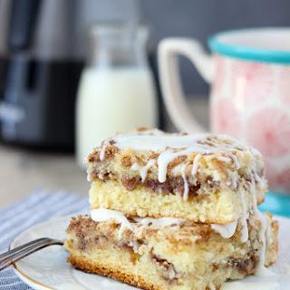 Classic Sour Cream Coffee Cake & Ninja Coffee System Review