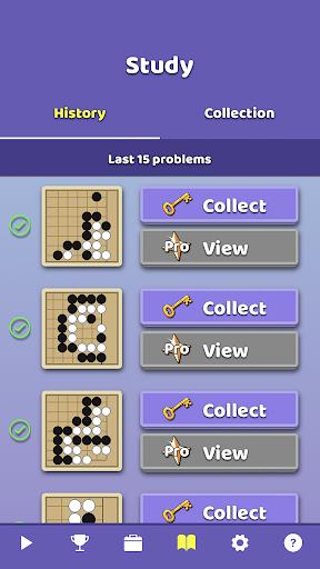 BadukPop - Go Problems (Tsumego) Game 1.14.2 screenshots 4