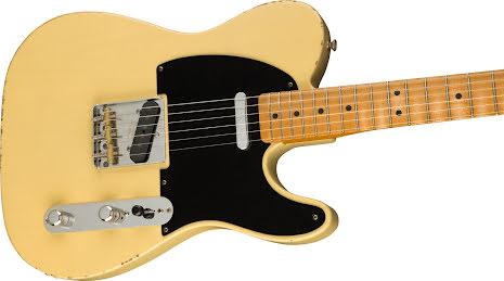 Fender Vintera Road Worn Limited Edition 50*s Telecaster Vintage Blonde