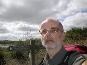Photo: Norfolk Coast Path - From Warham to Wiveton - Approaching Stiffkey