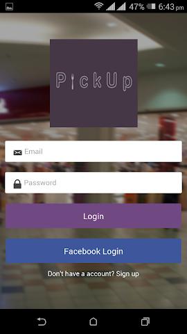 android PickUp Screenshot 5