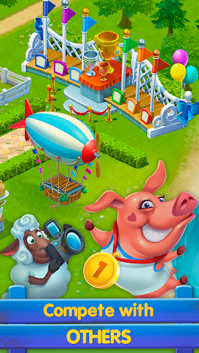 Golden Farm : Idle Farming Game for Android apk 3