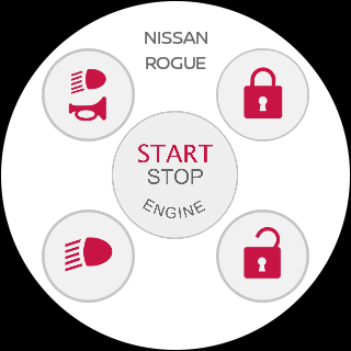 NissanConnect® Services- screenshot