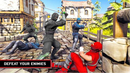 Ninja Battleground Survival 1.14 screenshots 1