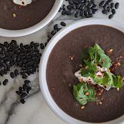 Black Bean Soup (Serves 2, Frozen)