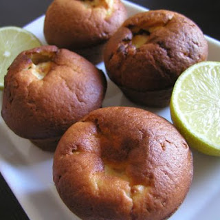 Lime Muffins With Ricotta Cheese