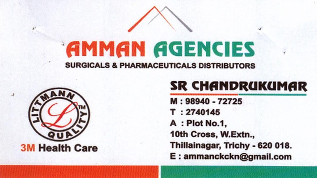 Amman Agencies (Surgical / Medical / Hospital / Lab