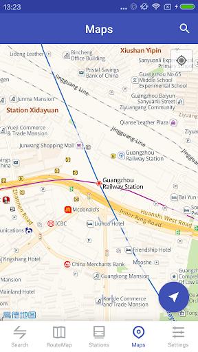 Metro Guangzhou Subway 10.5.2 Screenshots 8