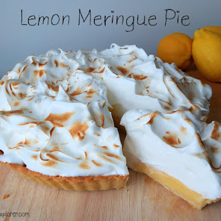No Bake Lemon Meringue Pie Recipes