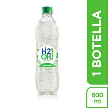 H2Oh! Limonata PET   600ml