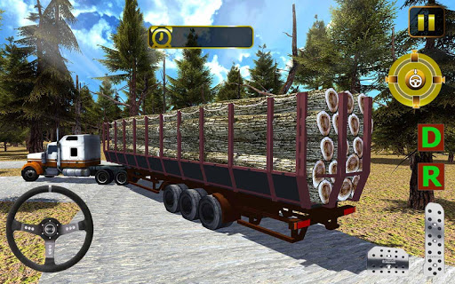 無料模拟Appの現代の木こりジャングルデューティ|HotApp4Game