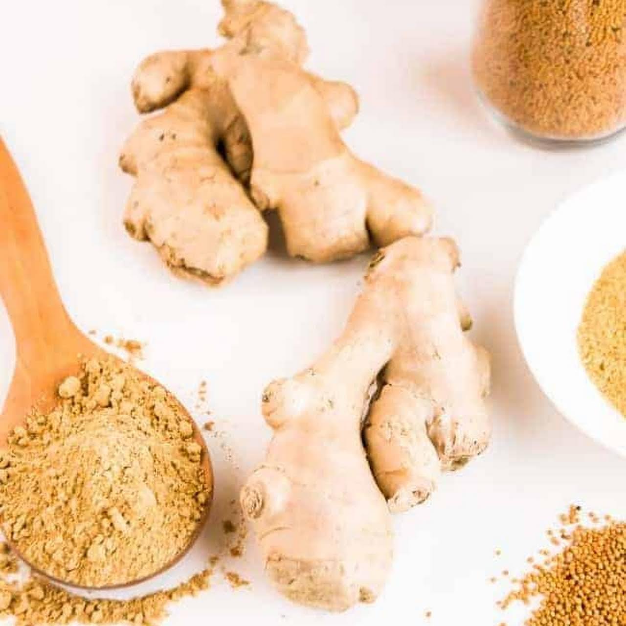 Ginger Detox Body Scrub + Bath
