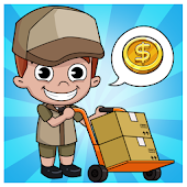 Idle Box Tycoon - Incremental Factory Game icon