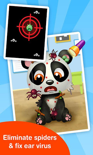 My Hospital - Baby Dr. Panda  screenshots 3