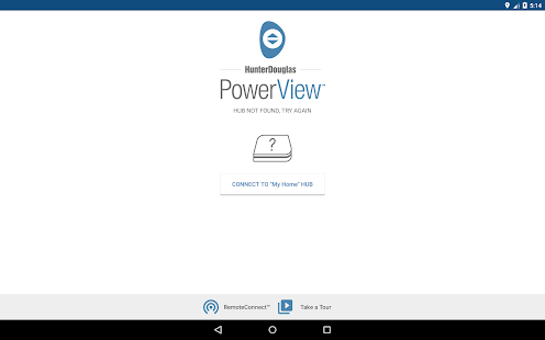 hunter douglas powerview hub manual