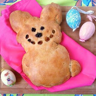 Bunny Sweet Bread