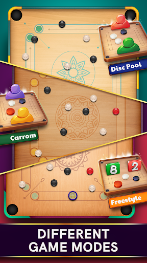 Carrom Pool: Disc Game apktram screenshots 3