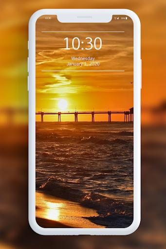 Sunset Wallpaper 1.1 screenshots 4