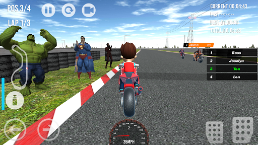 Paw Ryder Moto Patrol Race 3D cheat hacks