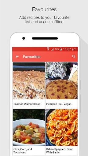 Healthy Recipes  screenshots 3