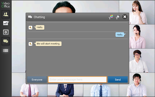 VideoOffice 3.6 - náhled