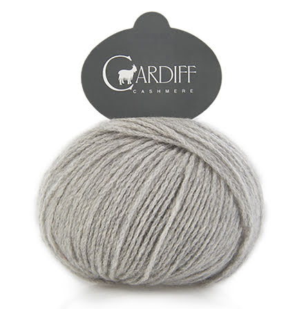 Cardiff Cashmere Classic Nr. 518 Piombo