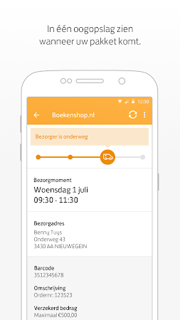 PostNL 3.16.3 screenshot 556203