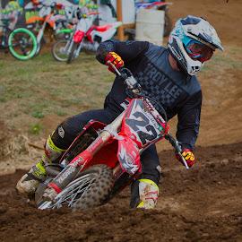 by Jim Jones - Sports & Fitness Motorsports ( motorcycle, motorsport, racing, motocross, motorcycles, moto )