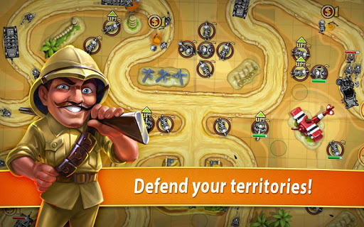 Toy Defense - TD Strategy  Wallpaper 10
