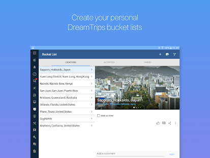 DreamTrips- screenshot thumbnail