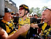 """Van Aert après sa superbe victoire : """"Je ne peux pas y croire"""""""