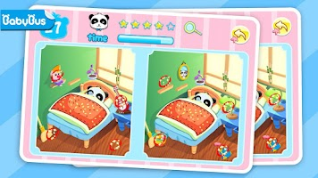 Screenshot of Let's Spot by BabyBus