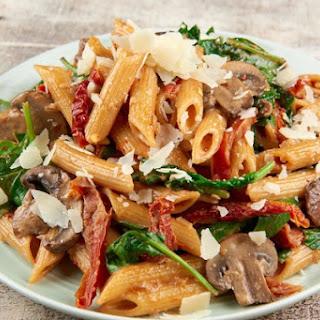 Penne Pasta With Cream Of Mushroom Recipes