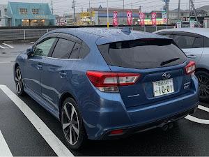 インプレッサ スポーツ GT7 2.0i-s EyeSight (2019)のカスタム事例画像 神楽さんの2020年02月16日22:33の投稿