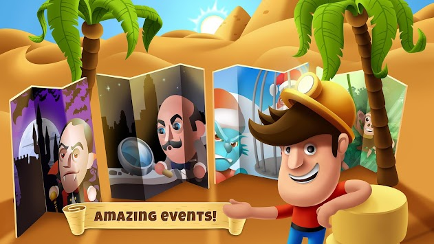 Diggy's Adventure APK screenshot thumbnail 5