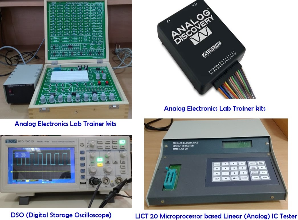 analog electronics lab