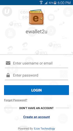 Ewallet2u - Online Recharge