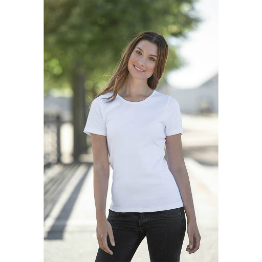 Neutral Organic Ladies Interlock T-shirt
