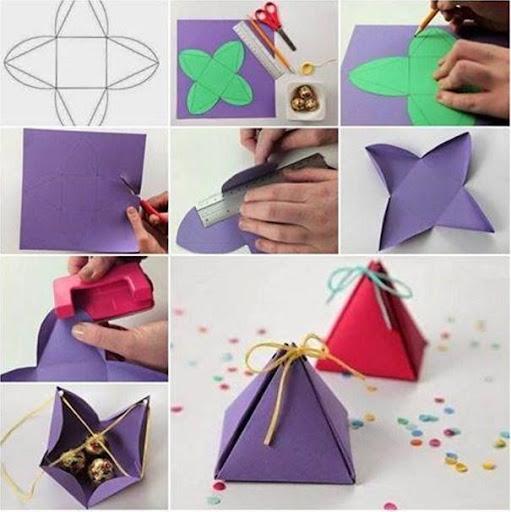 Foto do DIY Gift Box Ideas
