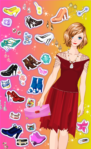 Royal Princess Prom Dress up screenshot