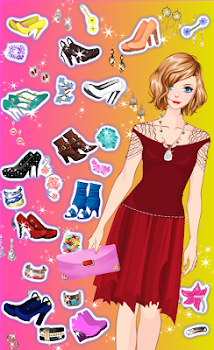 Royal Princess Prom Dress up