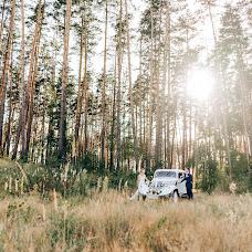 Wedding photographer Anna Lisovaya (AnchutosFox). Photo of 15.08.2018
