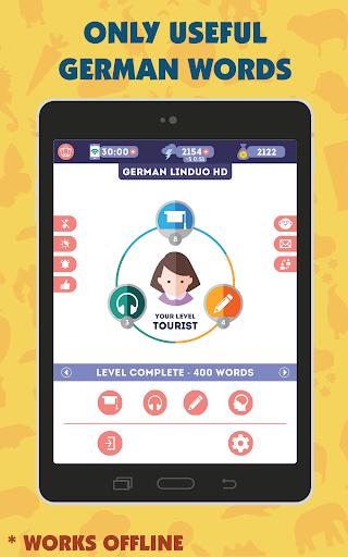 German for Beginners: LinDuo HD 5.11.0 screenshots 11
