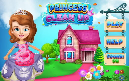 Princess Sofia Cleaning Home 1.0 screenshots 8
