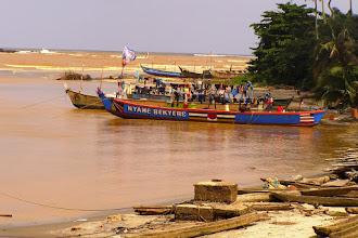 Photo: Fish boats