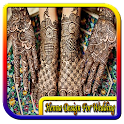Henna Mehndi Wedding Design icon